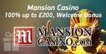 100% Welcome Bonus up to £200