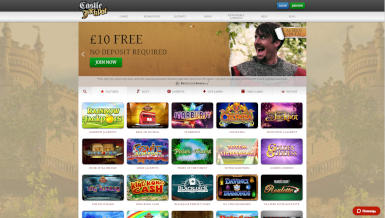 Screenshot 2 Castle Jackpot Casino
