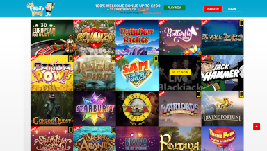 Screenshot 4 Fruity King Casino