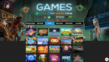 Screenshot 3 K8 Casino
