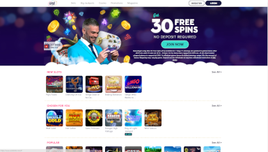 Screenshot 2 Wink Slots Casino