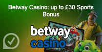 Up to £30 Sports Bonus