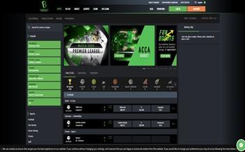 Screenshot 2 FansBet Casino