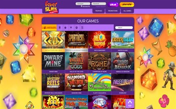 Screenshot 3 Fever Slots Casino