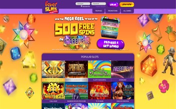 Screenshot 2 Fever Slots Casino