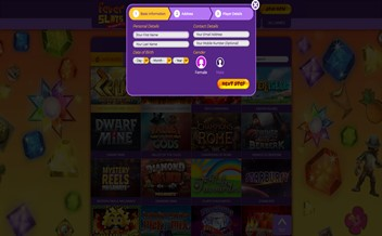Screenshot 1 Fever Slots Casino