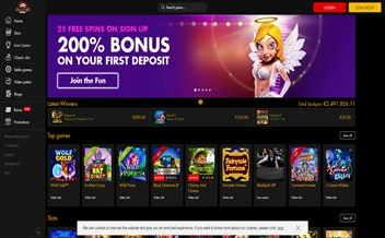 Screenshot 2 Casino Moons