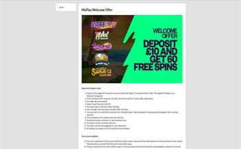 Screenshot 4 MoPlay Casino