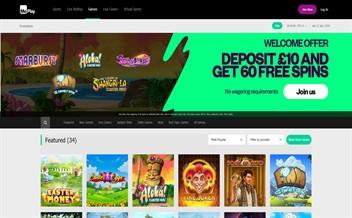 Screenshot 3 MoPlay Casino