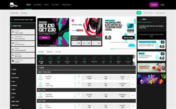 Screenshot 2 MoPlay Casino