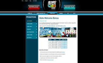 Screenshot 4 SlotoCash Casino