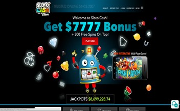 Screenshot 2 SlotoCash Casino