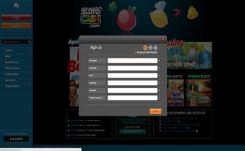 Screenshot 1 SlotoCash Casino