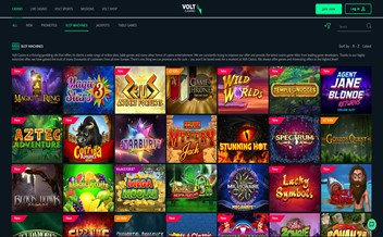 Screenshot 3 VoltCasino