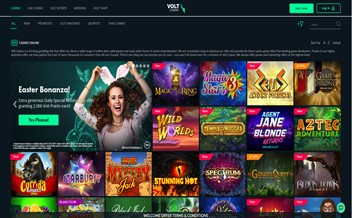 Screenshot 2 VoltCasino