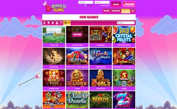 Screenshot 3 Bingofling casino