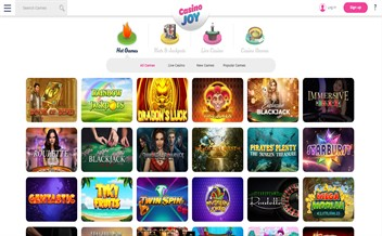 Screenshot 3 Casino Joy