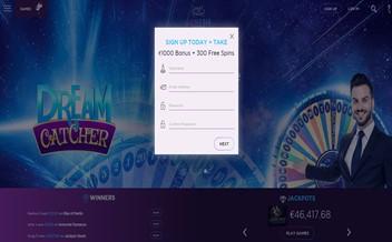 Screenshot 1 Genesis Casino