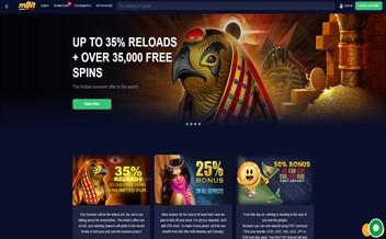 Screenshot 4 mBit Casino