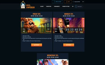 Screenshot 4 Reel Emperor Casino