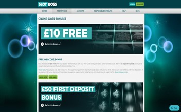 Screenshot 4 Slotboss casino