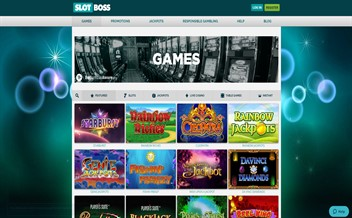 Screenshot 3 Slotboss casino