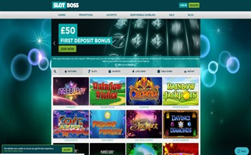 Screenshot 2 Slotboss casino