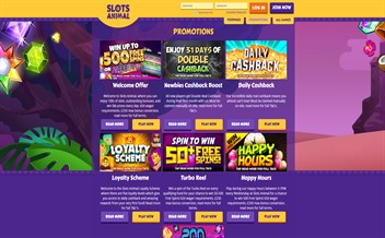 Screenshot 4 Slots Animal Casino