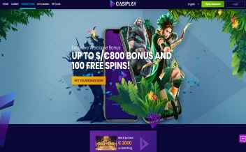 Screenshot 4 Casiplay casino