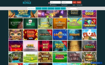 Screenshot 3 Spins Royale casino