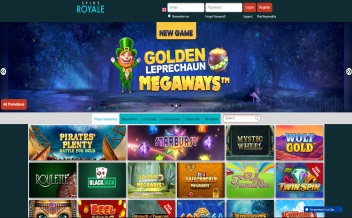 Screenshot 2 Spins Royale casino